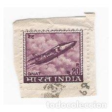 Sellos: SELLO INDIA GNAT 20 P. Lote 205709611
