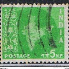 Sellos: INDIA // YVERT 98 // 1958 ... USADO. Lote 205733612