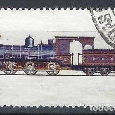 Sellos: INDIA 1976 - LOCOMOTORAS, 1 F/1. 1895 - SELLO USADO. Lote 207418431
