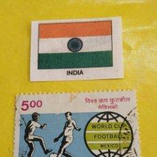 Sellos: INDIA A1. Lote 207549755