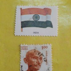 Sellos: INDIA B2. Lote 207550282