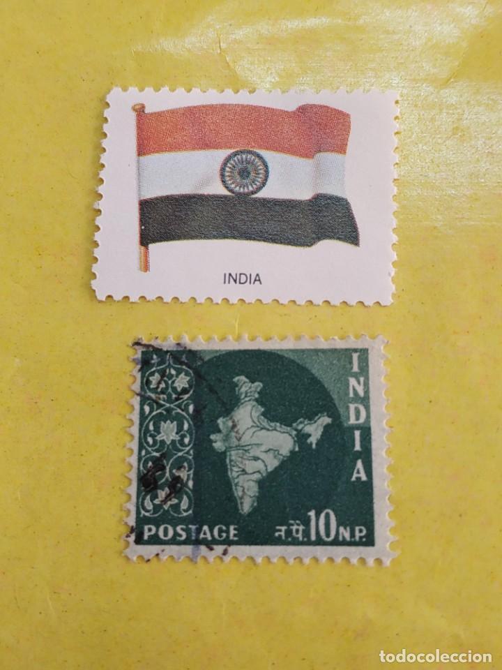 INDIA C1 (Sellos - Extranjero - Asia - India)