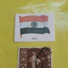 Sellos: INDIA C2. Lote 207579537