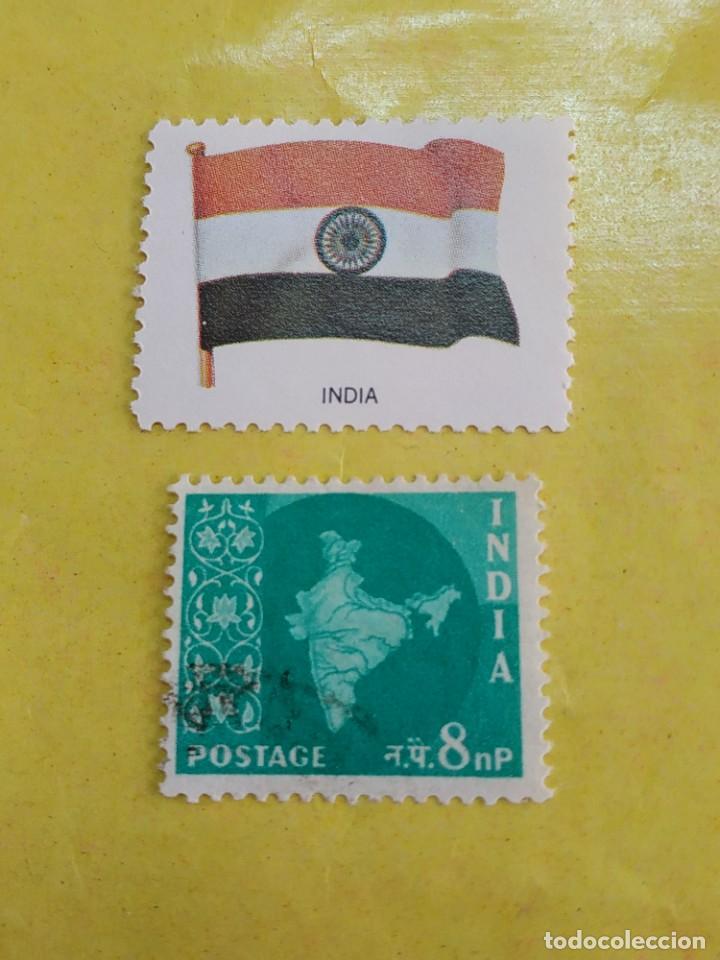 INDIA C3 (Sellos - Extranjero - Asia - India)