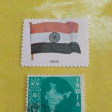 Sellos: INDIA C3. Lote 207579630
