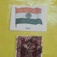 Sellos: INDIA D3. Lote 207579850