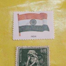 Sellos: INDIA L2. Lote 207604831
