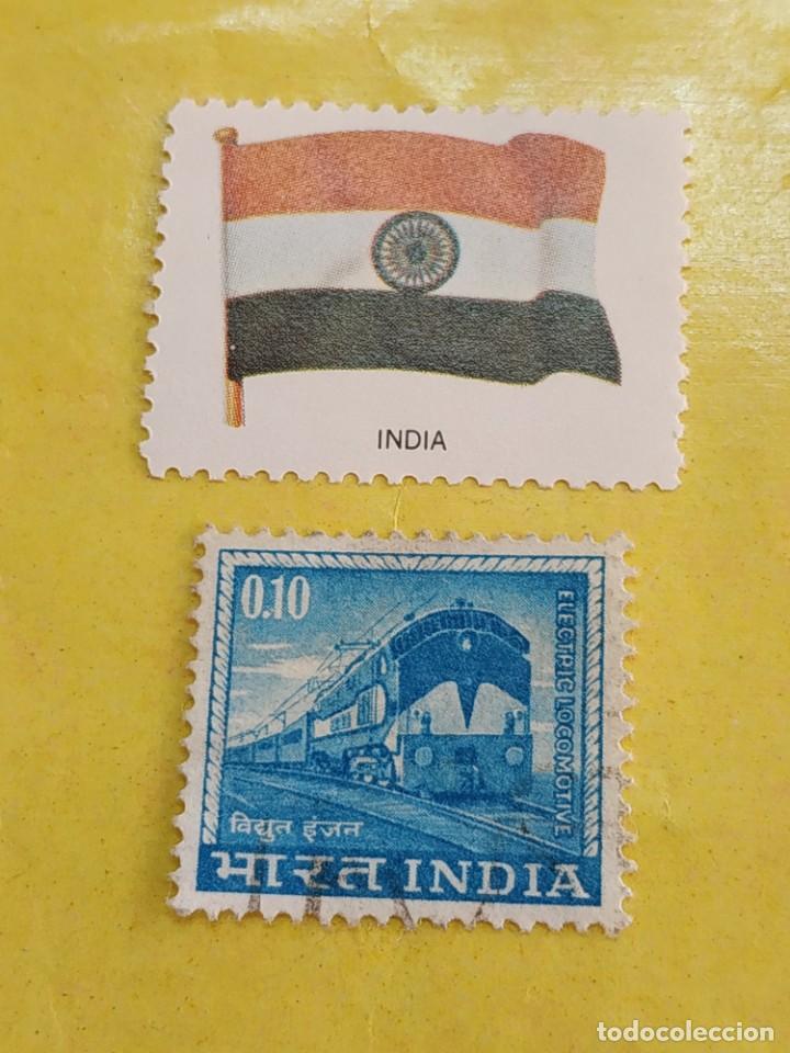 INDIA L3 (Sellos - Extranjero - Asia - India)