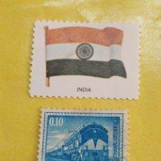 Sellos: INDIA L3. Lote 207606936