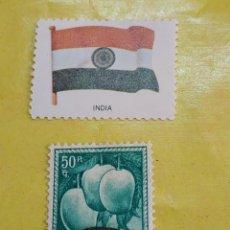 Sellos: INDIA L5. Lote 207607273
