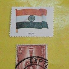 Sellos: INDIA L6. Lote 207607405