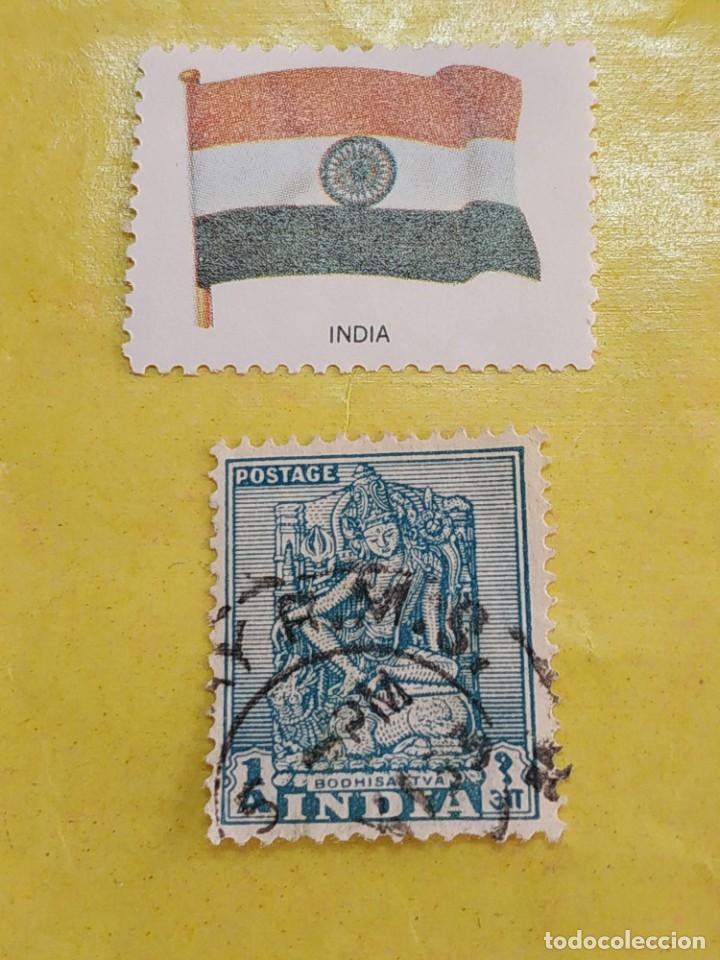 INDIA M1 (Sellos - Extranjero - Asia - India)