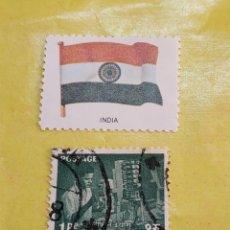 Sellos: INDIA M2. Lote 207607706