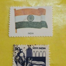 Sellos: INDIA N1. Lote 207618358