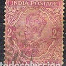 Sellos: INDIA Nº 106 (AÑO 1926), EL REY JIORGE V, USADO. Lote 215205893