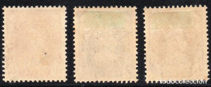 Sellos: NABAH/1942/MH/SC#87-88, 90/ CONVENCION DE ESTADO DE INDIA / SOBREIMPRESO / ENVIO CERT. GRATUITO - Foto 2 - 215520853