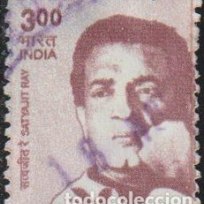 Sellos: INDIA 2009 SCOTT 2280 SELLO º PERSONAJES SATYAJIT RAY MICHEL 2356 YVERT 2125 STAMPS TIMBRE INDE. Lote 218482606