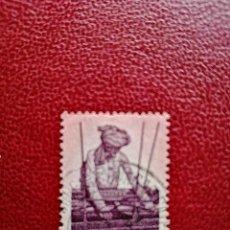 Sellos: INDIA - VALOR FACIAL 2,00 - AÑO 1983 - OFICIOS, EL TEJEDOR. Lote 221393788