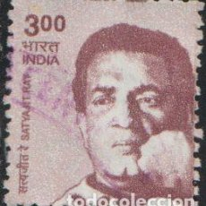 Sellos: INDIA 2009 SCOTT 2280 SELLO º PERSONAJES SATYAJIT RAY MICHEL 2356 YVERT 2125 STAMPS TIMBRE INDE. Lote 221484583