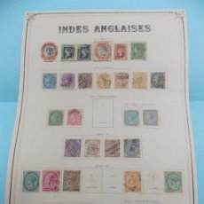 Sellos: INDIAS INGLESAS. Lote 228236090