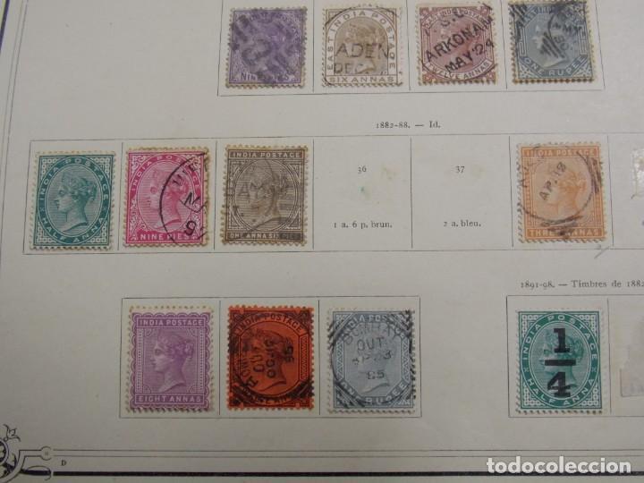 Sellos: INDIAS INGLESAS - Foto 7 - 228236090