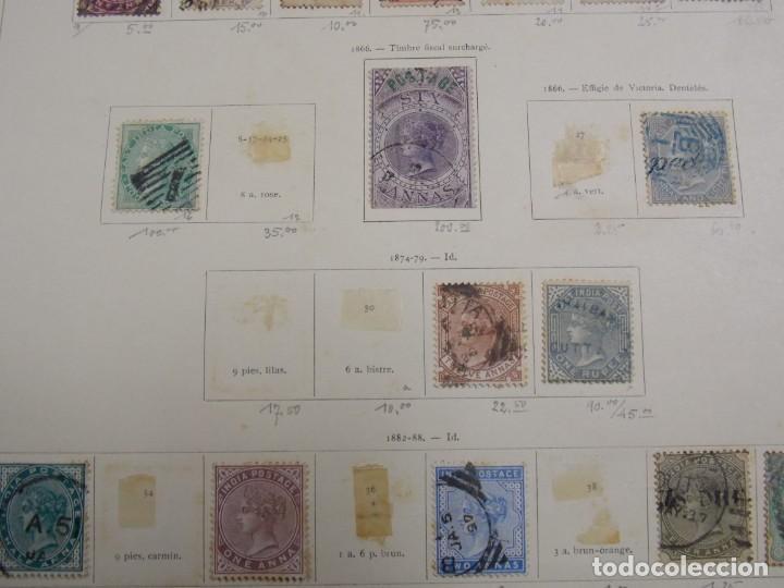Sellos: INDIAS INGLESAS - Foto 9 - 228236090