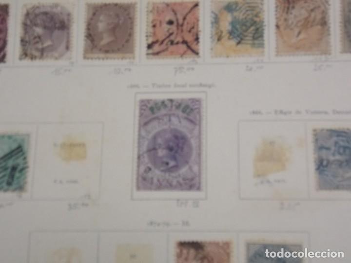 Sellos: INDIAS INGLESAS - Foto 10 - 228236090
