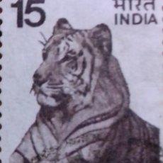 Sellos: SELLO INDIA. Lote 235606270