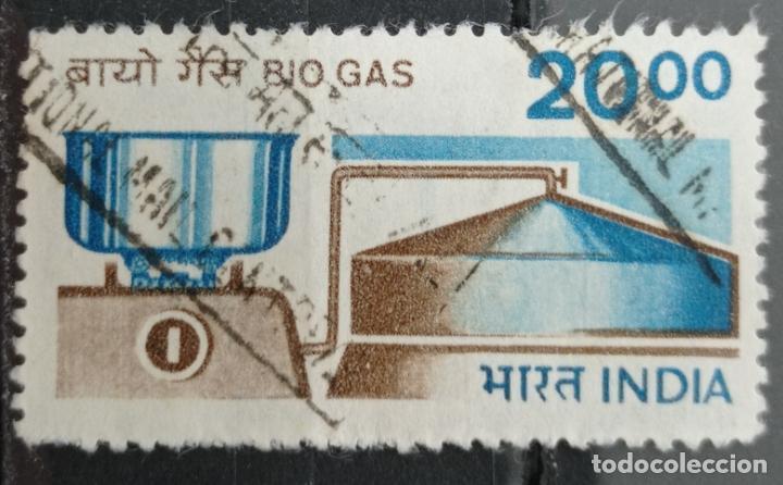 SELLOS INDIA (Sellos - Extranjero - Asia - India)