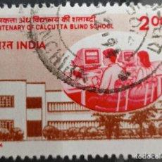 Sellos: SELLOS INDIA #. Lote 238867985