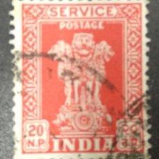 Sellos: INDIA. Lote 239847970