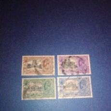 Sellos: 1935 INDIA JUBILEO JORGE V. Lote 244875915
