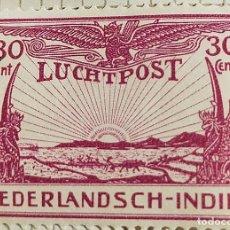 Timbres: SELLO INDIAS ORIENTALES NEERLANDESAS 1931 PAISAJE Y GARUDAS 30 CÉNTIMO. Lote 249287845