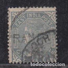 Sellos: INDIA INGLESA COMPAÑÍA DE LA INDIA Y GOBIERNO DE LAS REINA .32 USADA,. Lote 257287765