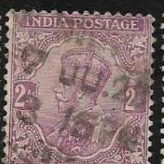 Francobolli: INDIA, COLONIA BRITÁNICA YVERT 82. Lote 258019845