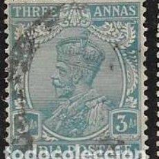 Francobolli: INDIA, COLONIA BRITÁNICA YVERT 117. Lote 258023765
