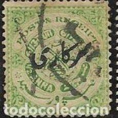 Francobolli: HAIDERABAD ESTADO INDIO, SERVICIOS YVERT 22. Lote 258118415