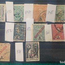 Sellos: INDIA REPÚBLICA PORTUGUESA. LOTE SELLOS MUY ANTIGUOS EN NUEVO Y USADO, MUY BUEN CONSERVADOS. Lote 266426783