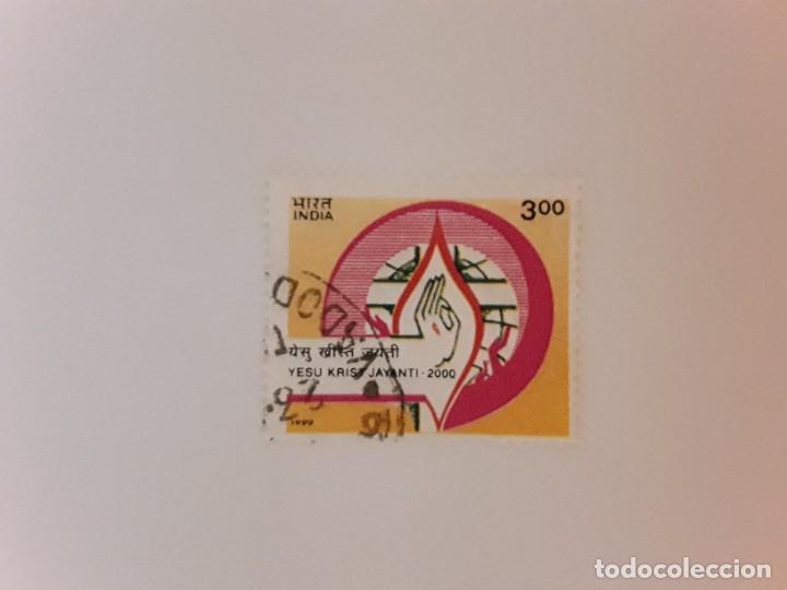 AÑO 1999 INDIA SELLO USADO (Sellos - Extranjero - Asia - India)