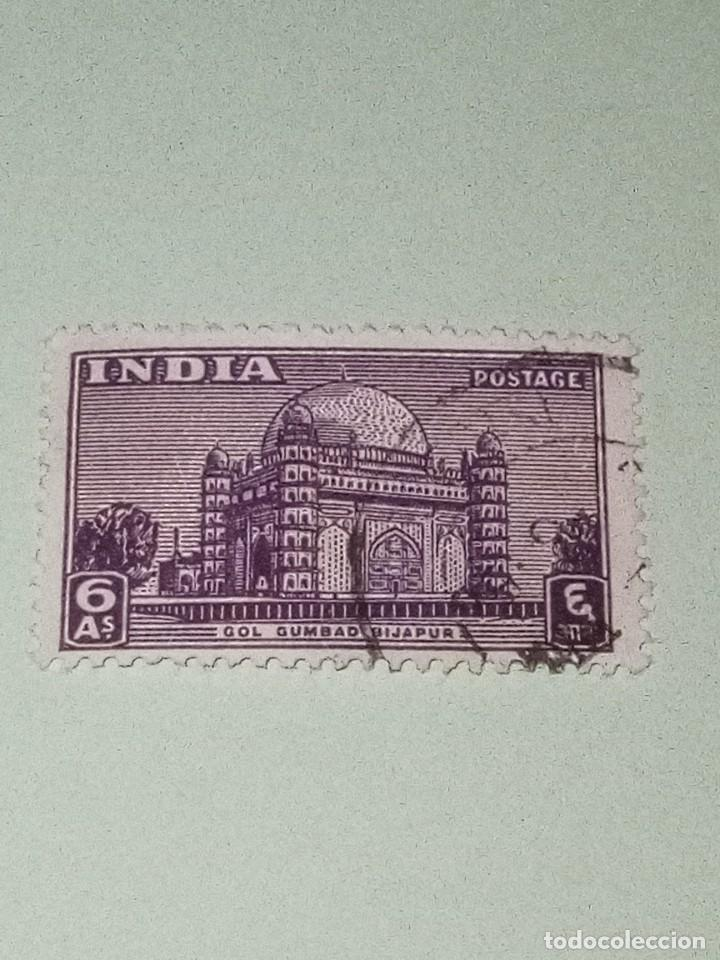 SELLOS DE LA INDIA (Sellos - Extranjero - Asia - India)