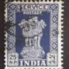 Sellos: INDIA. Lote 275333163