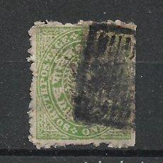 Sellos: INDIA SORUTH 1877 USADO - 9/40. Lote 275987823