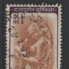 Sellos: INDIA 1966 SELLO USADO * LEER DESCRIPCION. Lote 278289133