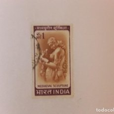 Sellos: INDIA SELLO USADO. Lote 286257663