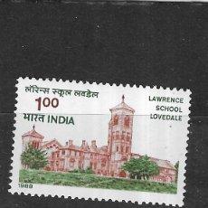 Sellos: INDIA Nº 972 (**). Lote 287889428