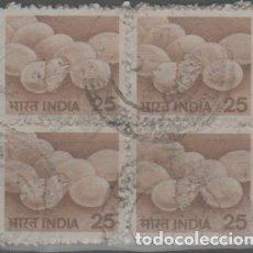 Sellos: LOTE N-SELLOS LA INDIA. Lote 288033943