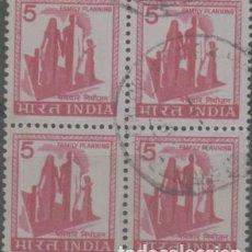 Sellos: LOTE N-SELLOS LA INDIA. Lote 288034008