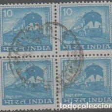 Sellos: LOTE N-SELLOS LA INDIA. Lote 288034123