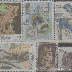 Sellos: LOTE N-SELLOS FAUNA. Lote 288035413