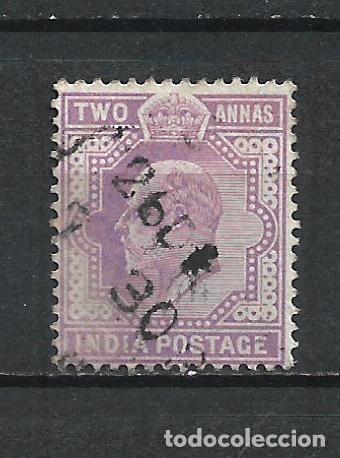 INDIA SELLO USADO - 15/65 (Sellos - Extranjero - Asia - India)